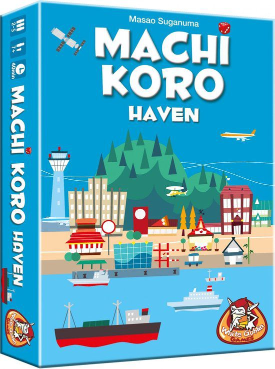 Machi Koro - Haven