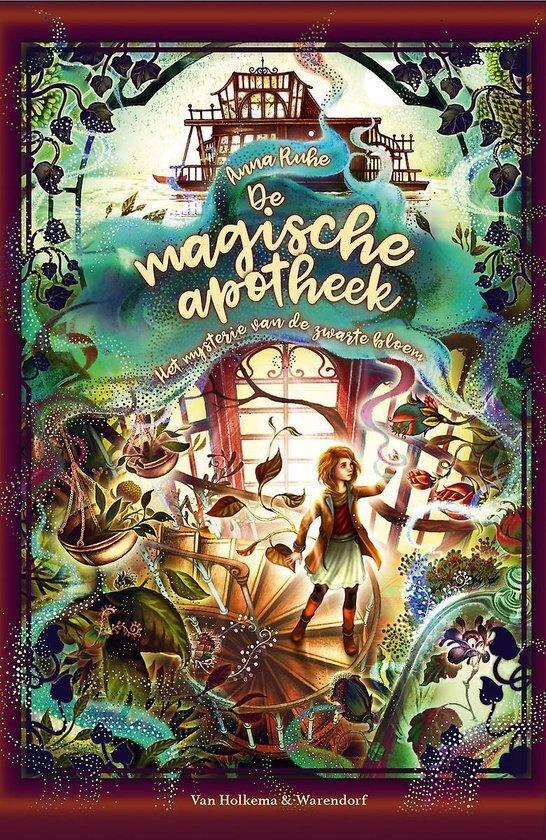 Anna Ruhe - De magische apotheek 2 - Het mysterie van de zwarte bloem