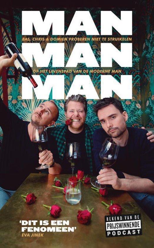 Domien Verschuren - Man Man Man, het boek