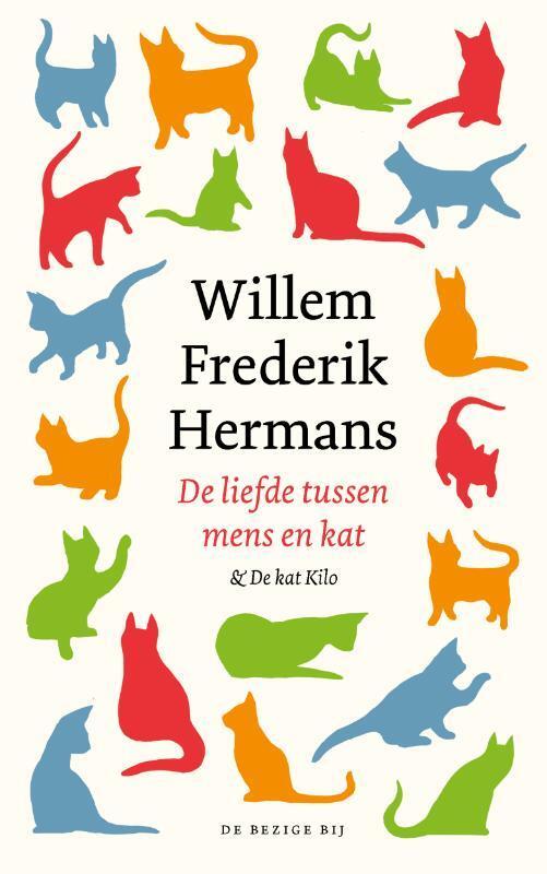 Willem Frederik Hermans - De liefde tussen mens en kat