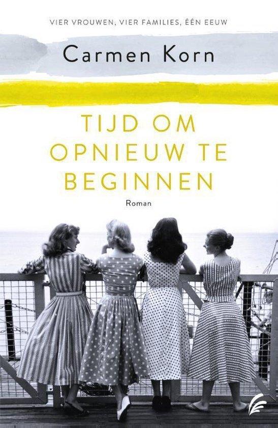 Carmen Korn - Tijd om opnieuw te beginnen