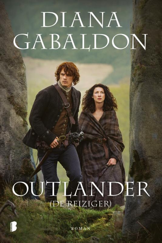 Diana Gobaldon - Outlander (De reiziger)