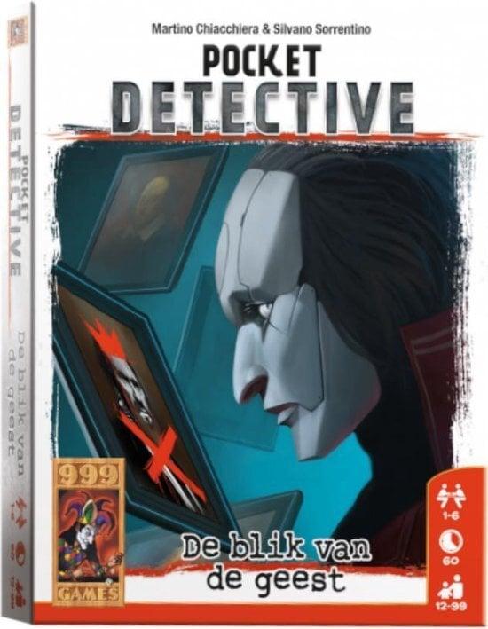 Pocket Detective Room - De blik van de geest