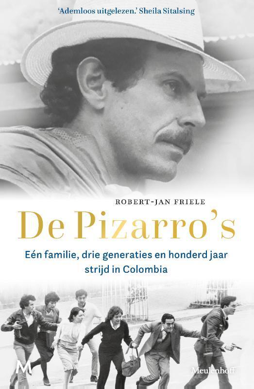 Robert-Jan Friele - De Pizarro's