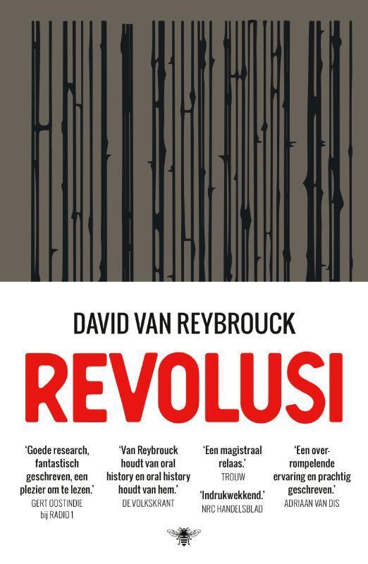 David van Reybrouck - Revolusi GESIGNEERD