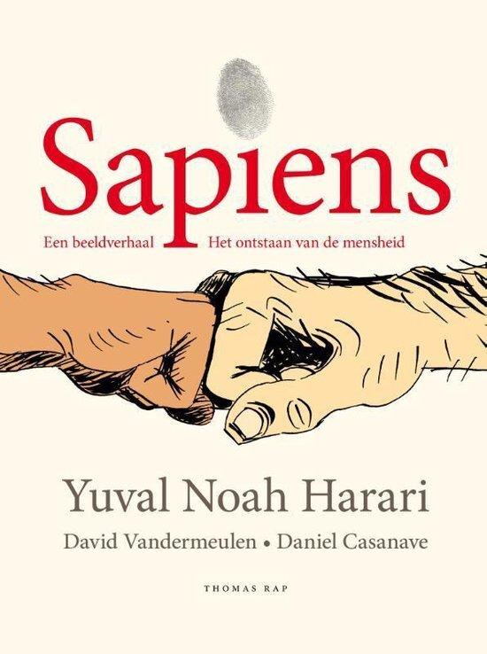 Yuval Noah Harari - Sapiens: De graphic novel