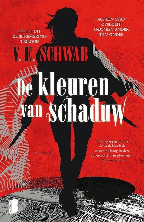 V.E. Schwab - De kleuren van schaduw