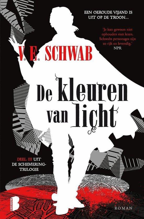 V.E. Schwab - De kleuren van licht