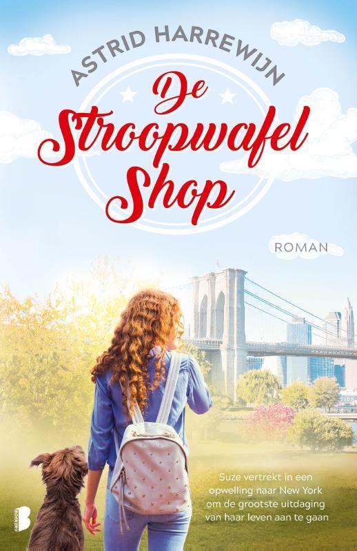 Astrid Harrewijn - De Stroopwafelshop
