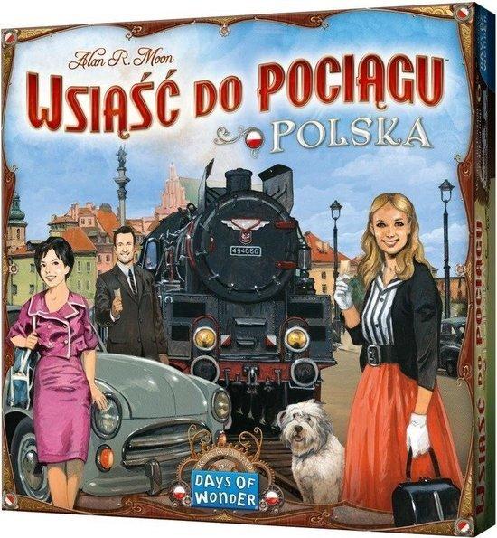 Ticket To Ride - Poolse editie