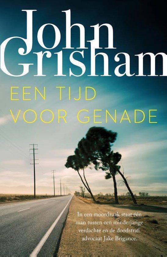 John Grisman - De tijd voor genade
