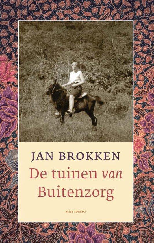 Jan Brokken - De tuinen van Buitenzorg
