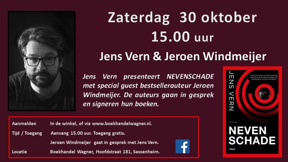 Interview 30 oktober 15:00 Jens Vern & Jeroen Windmeijer