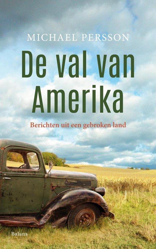 Michael Persson - De val van Amerika