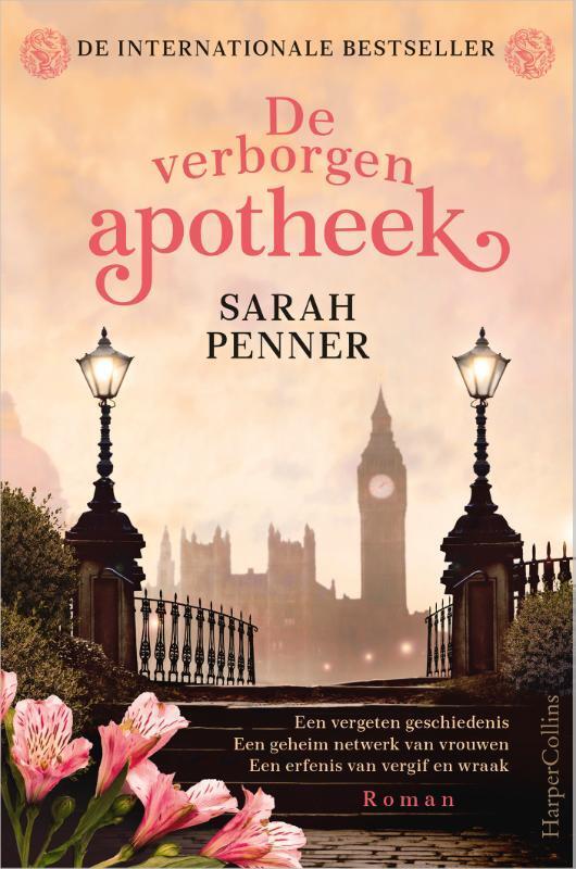 Sarah Penner - De verborgen apotheek