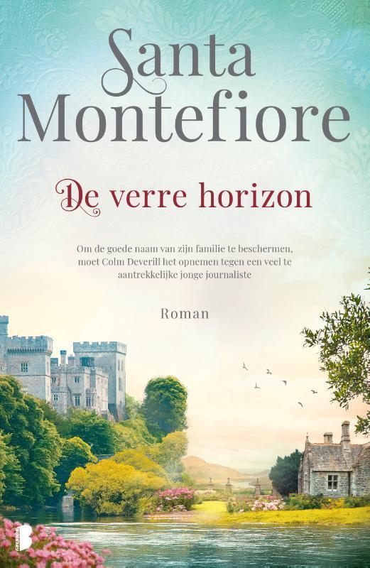 Santa Montefiore - De verre horizon