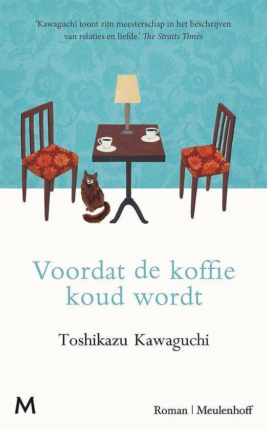 Toshikazu Kawaguchi - Voordat de koffie koud wordt