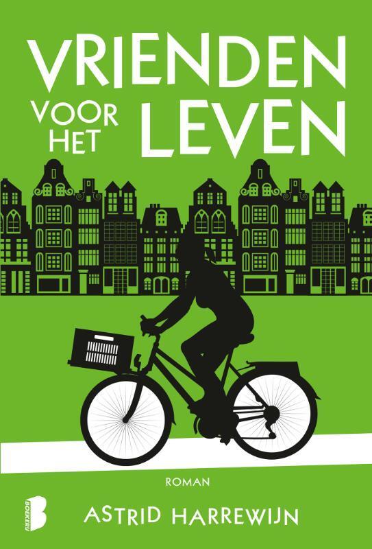 Astrid Harrewijn - Vrienden voor het leven
