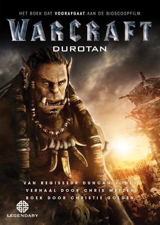Christie Golden - Warcraft Durotan