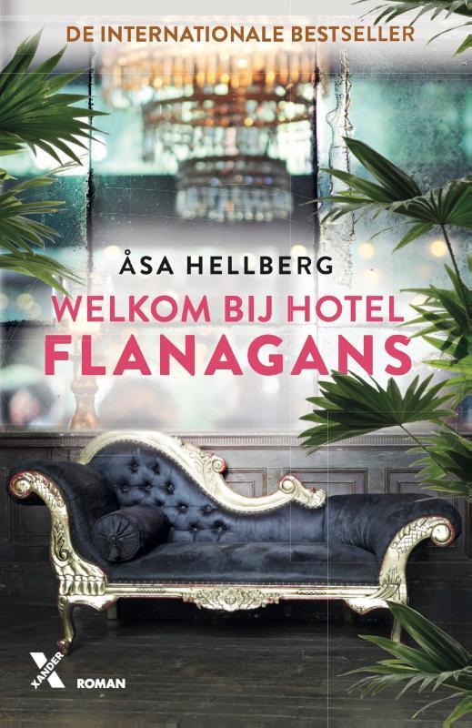 Asa Hellberg - Welkom bij Hotel Flanagans