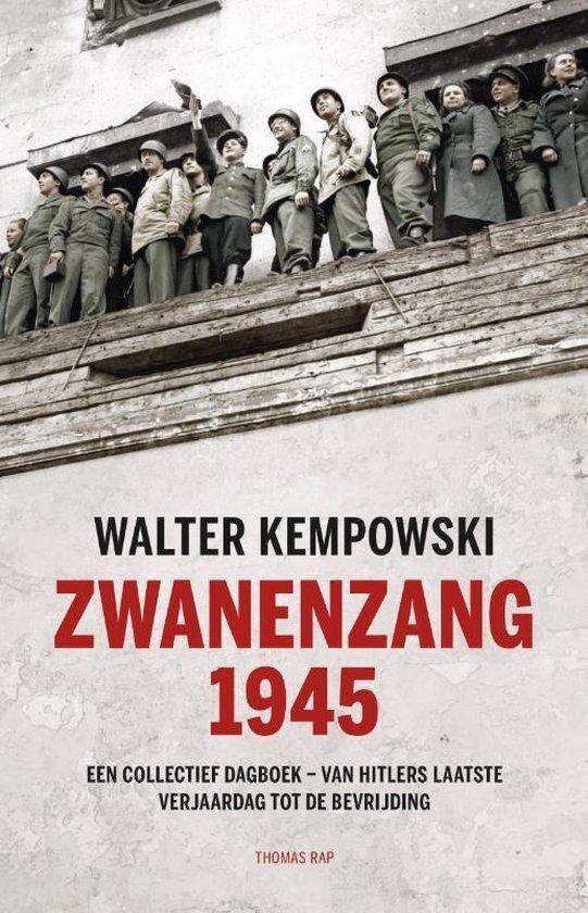 Walter Kempowski - Zwanenzang 1945