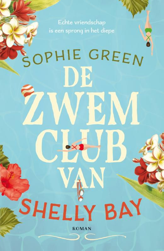 Sophie Green - De zwemclub van Shelly Bay