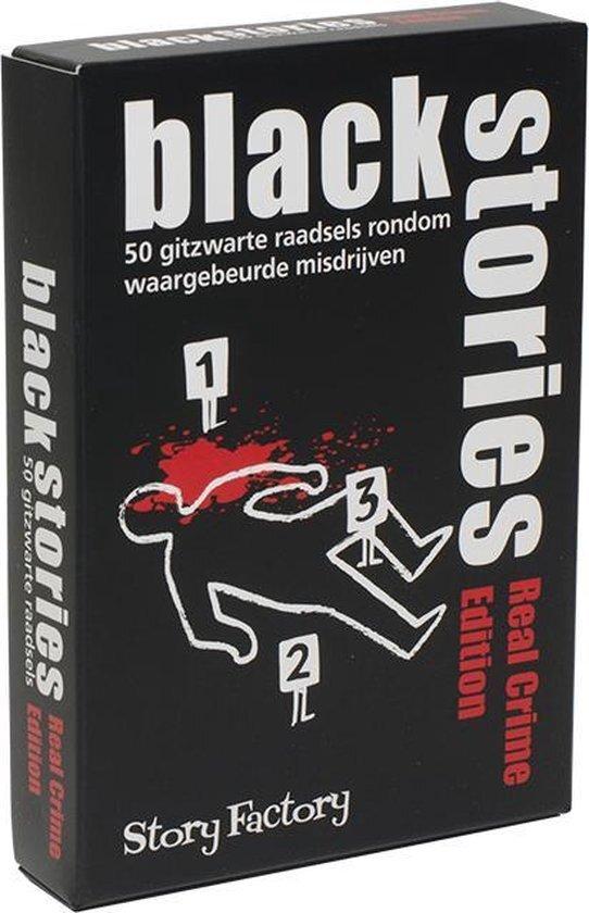Black Stories: Real Crime
