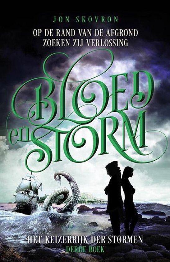 Jon Skovron - Bloed en storm