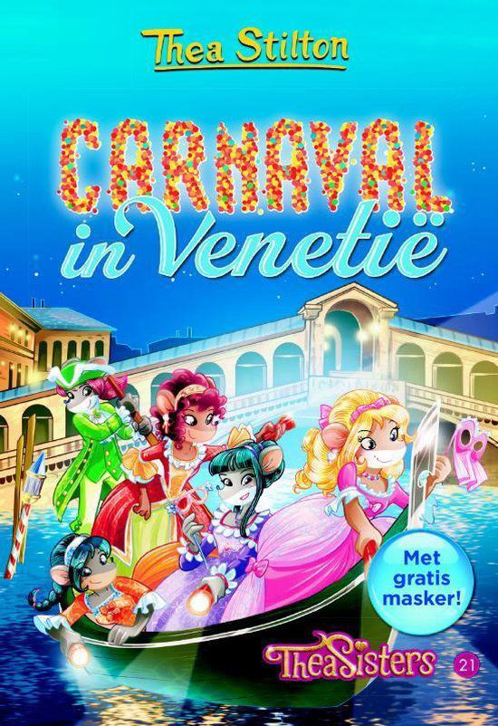 Thea Stilton - Carnaval in Venetie