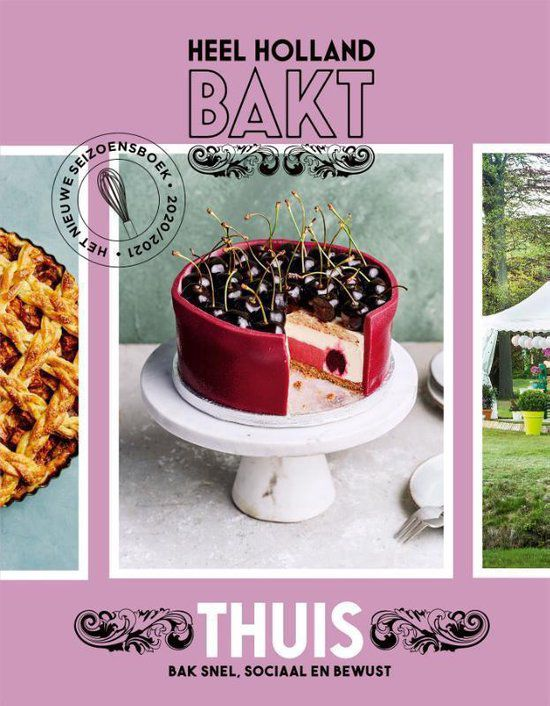 Anouk Glaudemand - Heel holland bakt Thuis