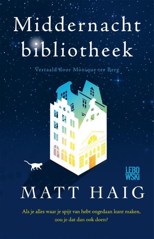Matt Haig - Middernachtbibliotheek