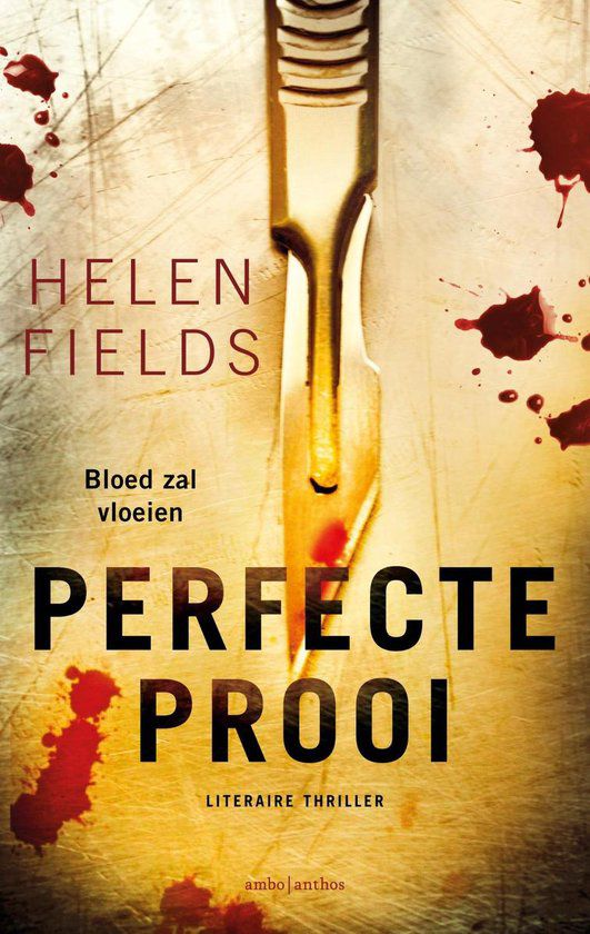 Helen Fields - Perfecte prooi