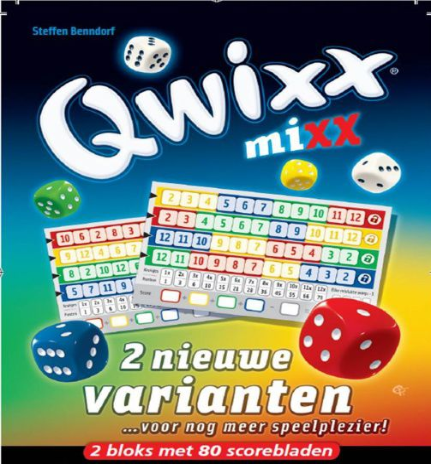 Qwixx mix