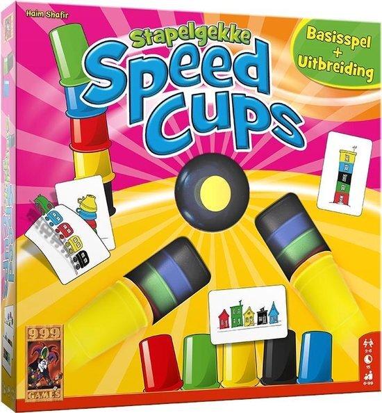 Stapelgekke Speed Cups - 6 personen