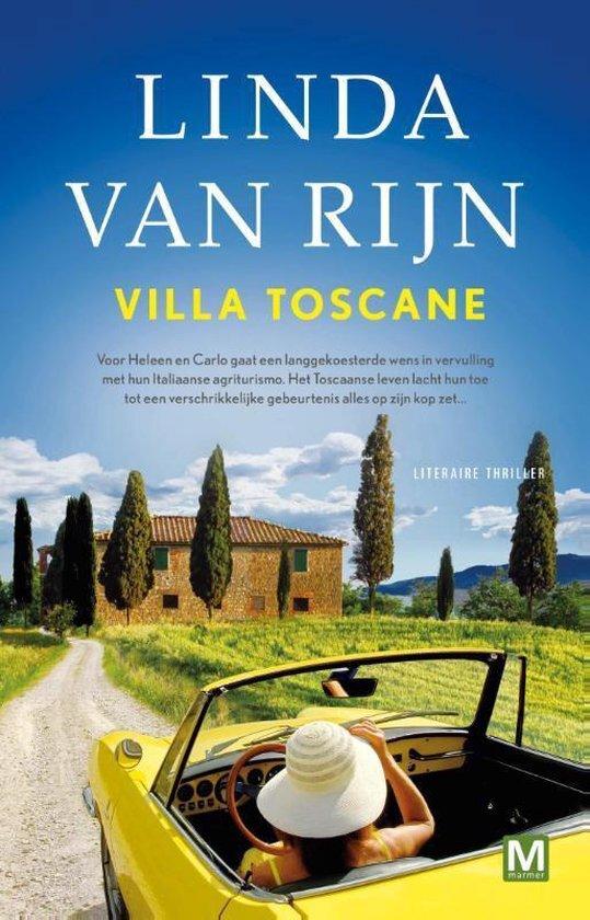 Linda van Rijn -  Villa toscane
