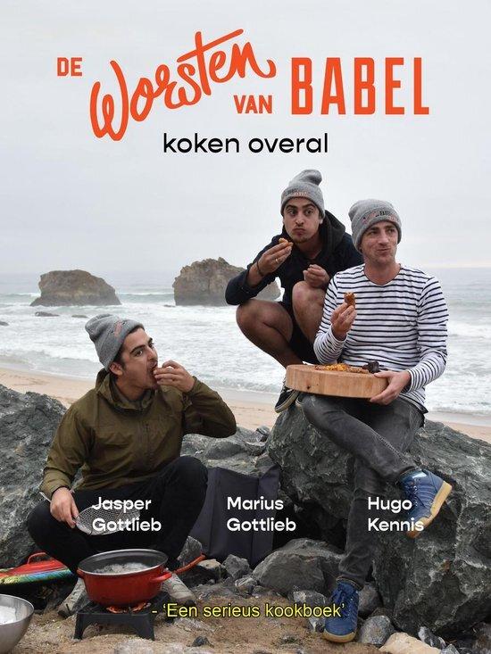 Jasper Gottlieb - De worsten van Babel