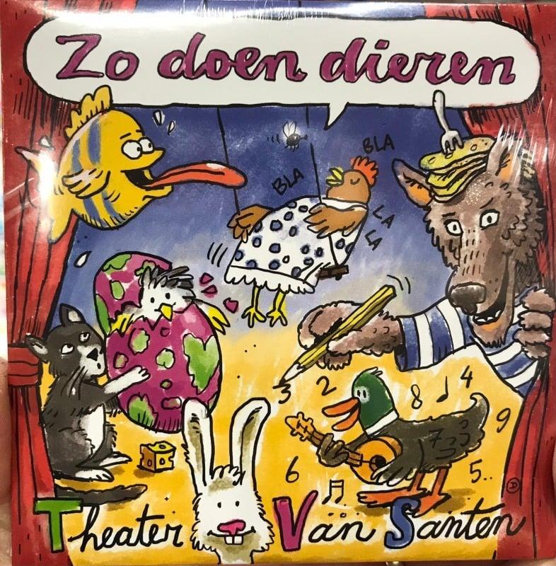 Theather Van Santen - Zo doen dieren