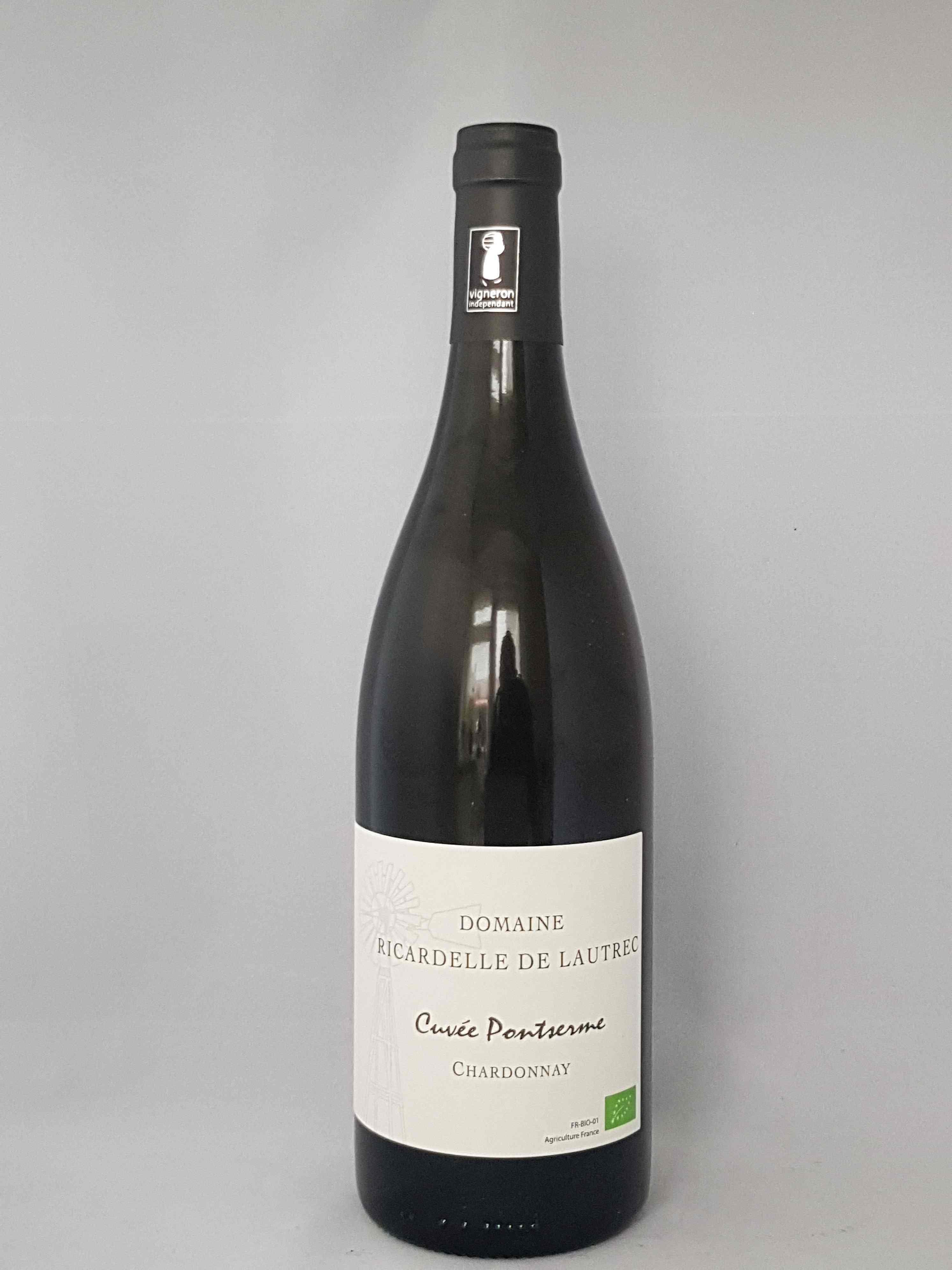 Chardonnay Cuvee Pontserme 2017