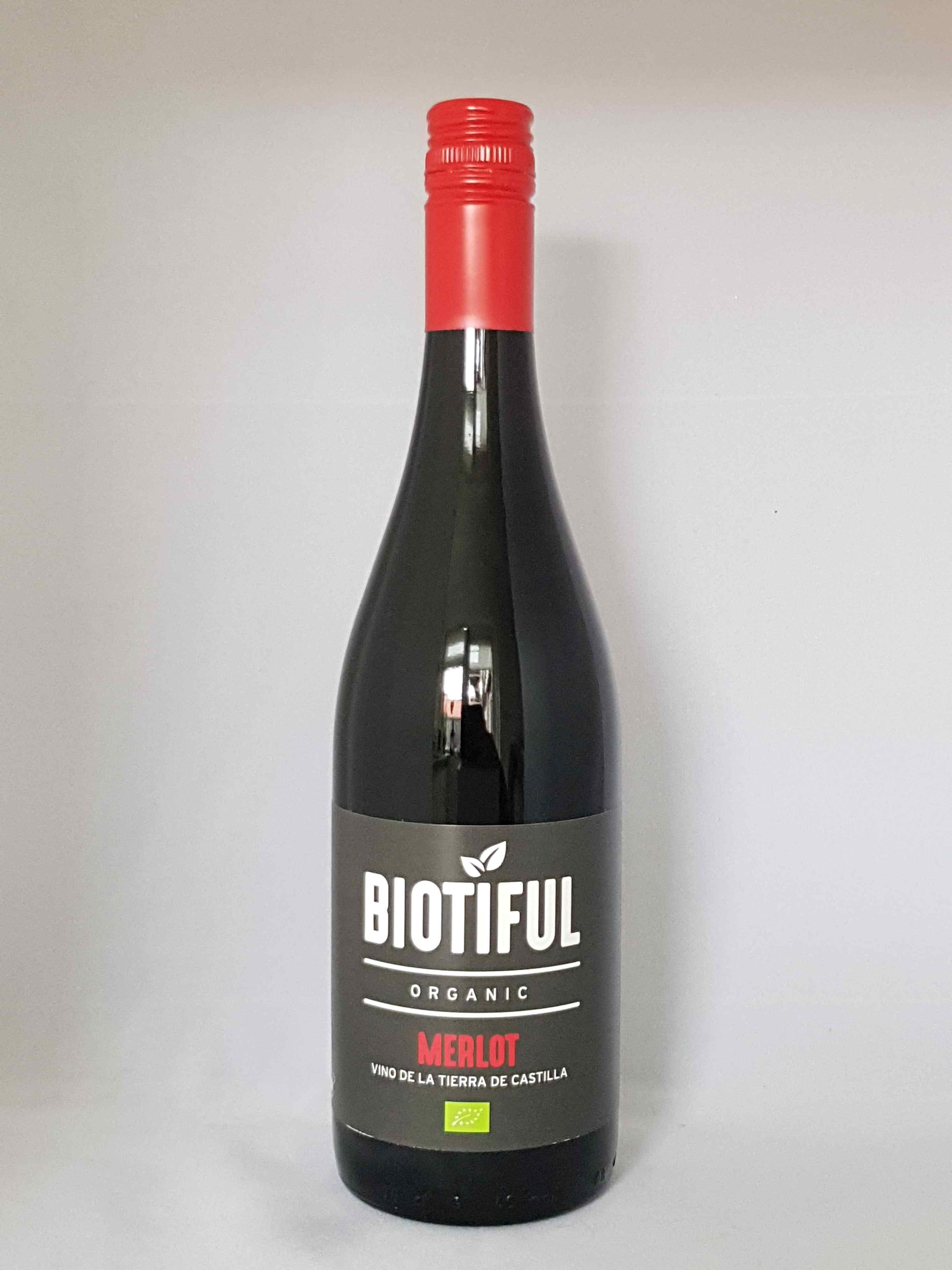 Biotiful Merlot 2018