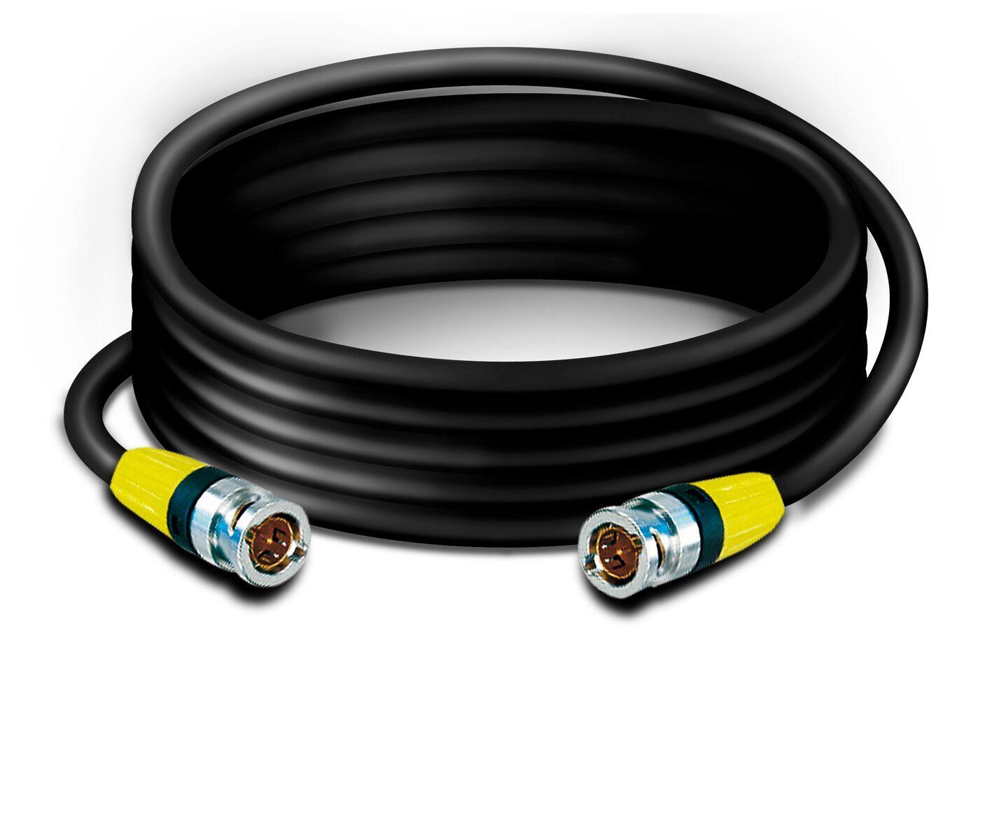 Video Analoque  2xBNC Neutrik       Tasker RG59 Flex cable