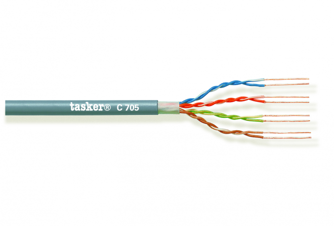 LAN cable 5e U.T.P.<br />C705