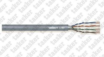 LAN cable 5e U.T.P.<br />C707