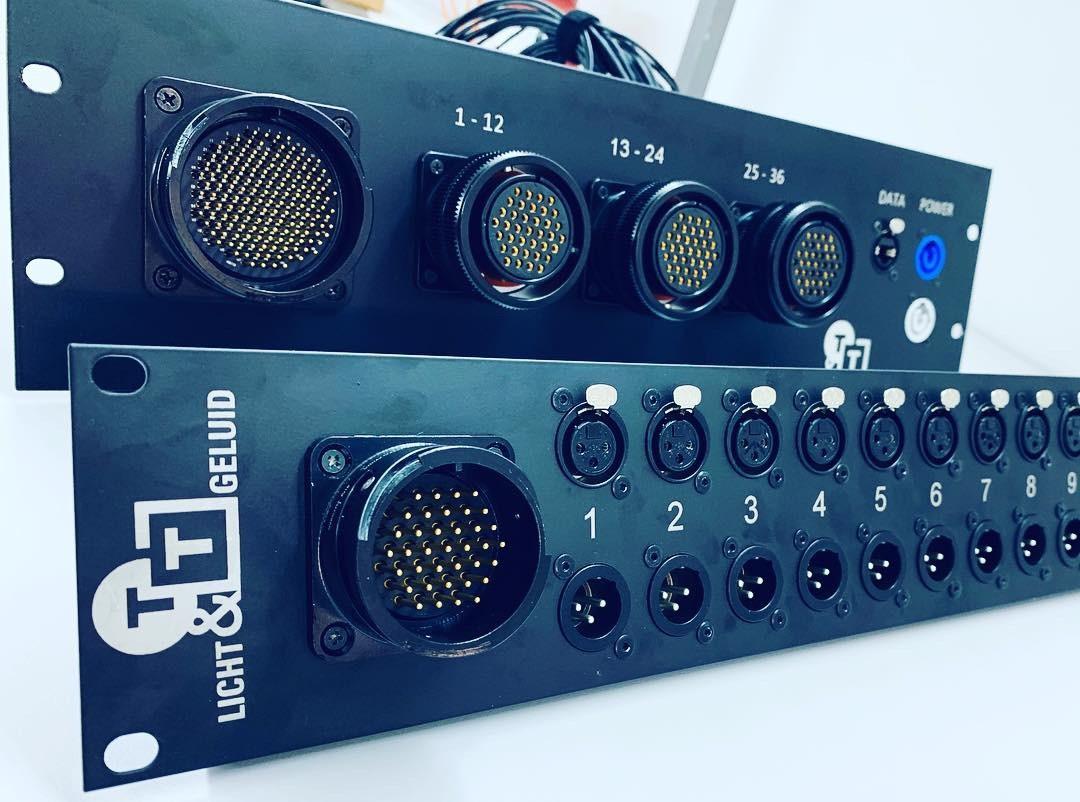 Tasker®Live 2U 19Inch Custom Made and Designed panel