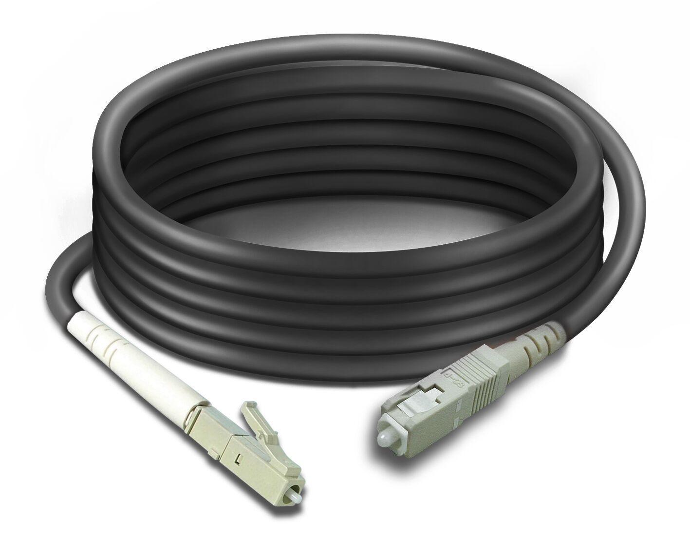 Fiber Optics Simplex Multimode              SC-LC