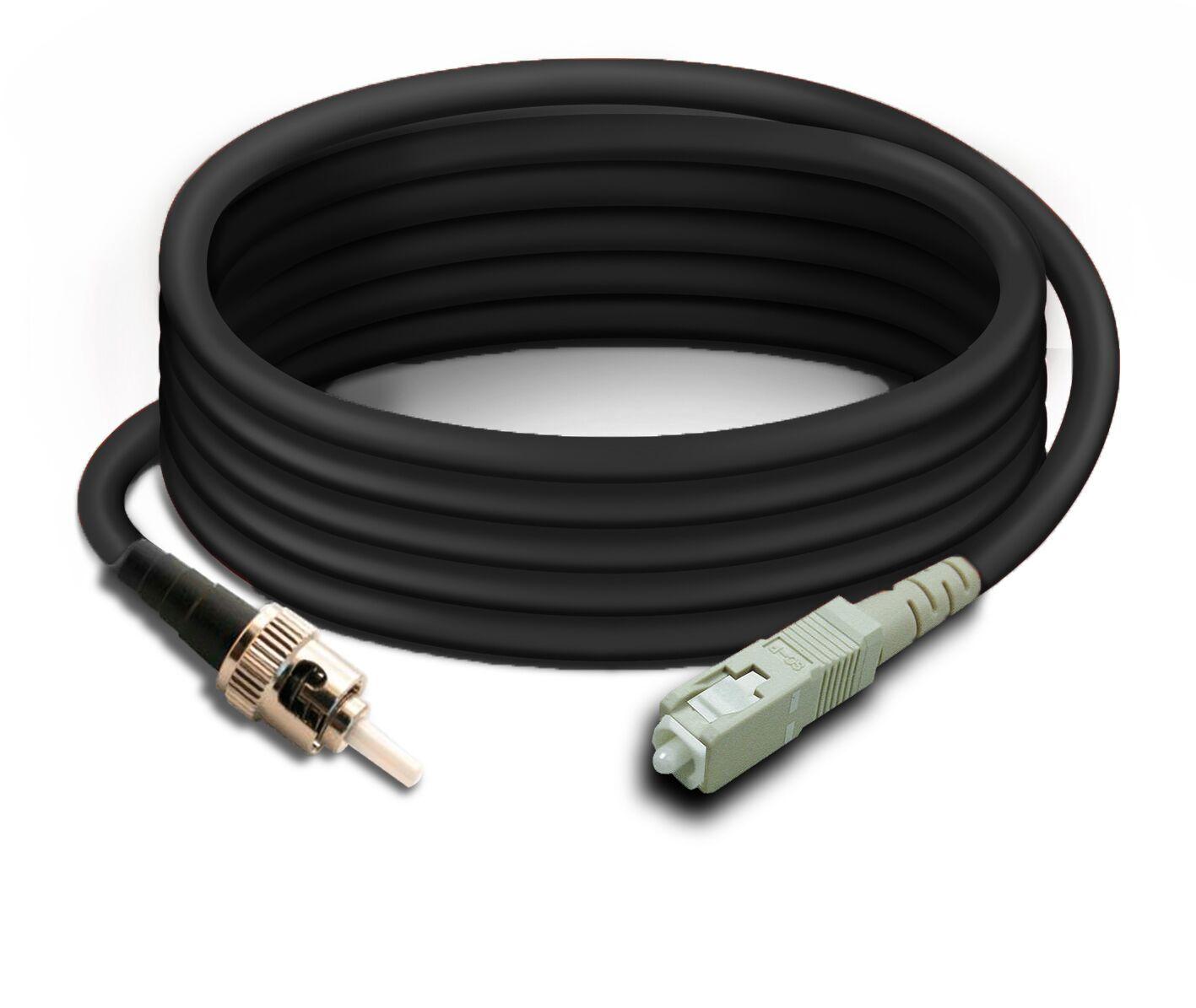 Fiber Optics Simplex Multimode             ST-LC