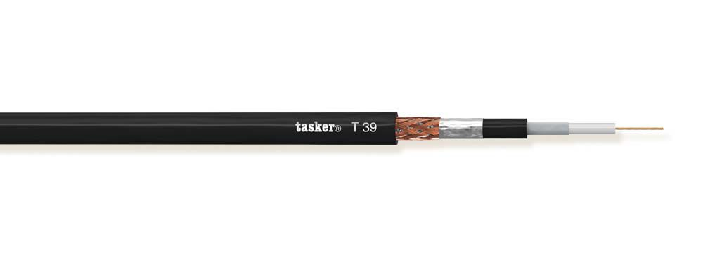 Security cable 1x75 Ohm T39
