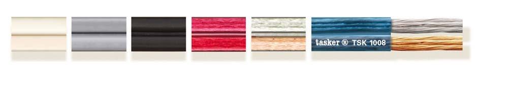 Extra-flex flat cable 2x1.00                 TSK1008