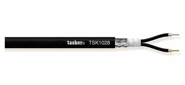 Balanced microphone cable Zero Loss 2x0.35<br />TSK1028 ZERO LOSS