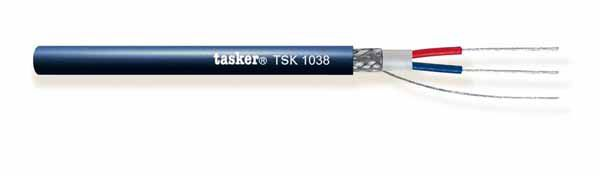 Digital cable 110 Ohm per DMX Led<br />TSK1038