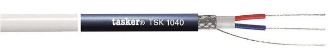 Digital audio DMX cable 110 Ohm 2x0,75<br />TSK1040